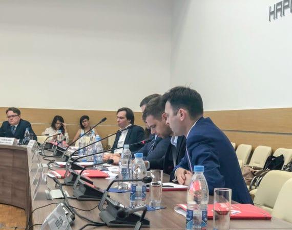 совещание Общероссийского народного фронта