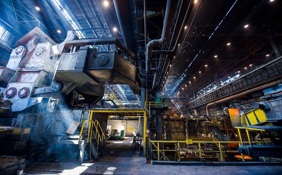 На заводе НЛМК в Липецке разработан специальный софт с элементами искусственного интеллекта, который позволяет найти «узкие места» в цепочке производства
