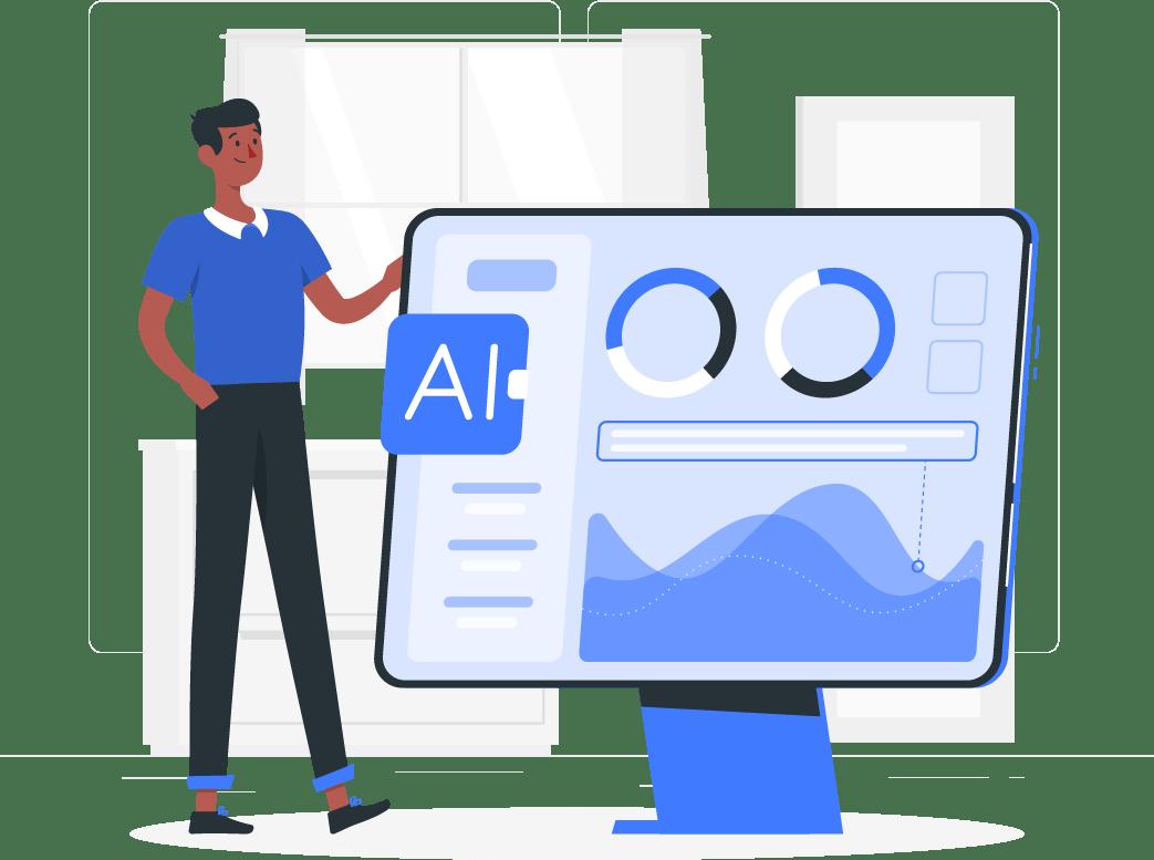 Имитационное моделирование на основе искусственного интеллекта (AI)
