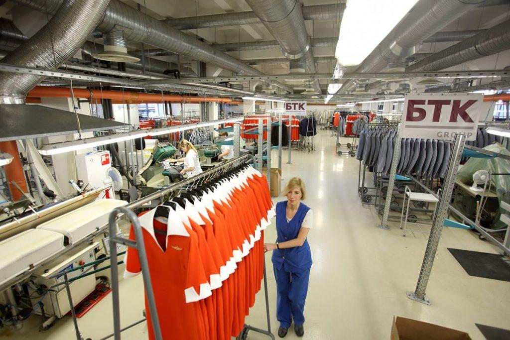 Результаты БТК Текстиль