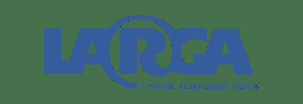 Logo группа компаний Larga